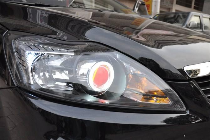 汽车大灯修复