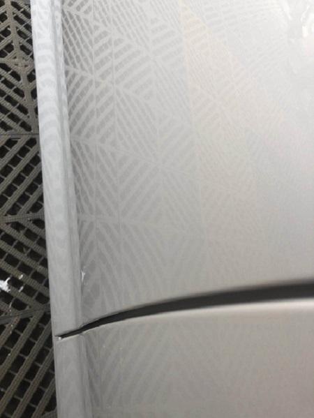 宝马新5系前车门凹坑无痕修复2.jpg